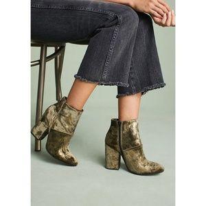 Charles David | Celeste Velvet Ankle Boot 39.5/9.5